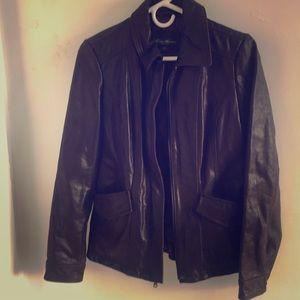 High quality Stylish Real Leather Jacket